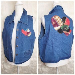 Vintage Haik's Vest